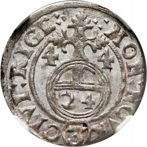 Ryga, Krystyna, półtorak 1644