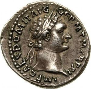 Roman Empire, Domitian 81-96, Denarius, Rome