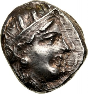 Greece, Attica, Tetradrachm, 300-262 BC, Athens