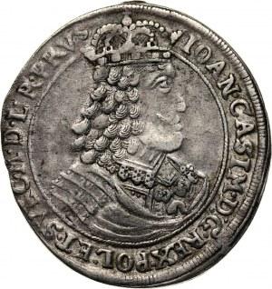 Jan II Kazimierz, ort 1654 HI-L, Toruń