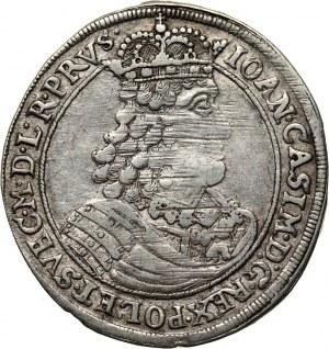 Jan II Kazimierz, ort 1653 HI-L, Toruń