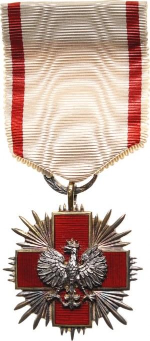 II RP, Odznaka honorowa PCK II klasa, Spink & Son
