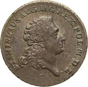 Stanisław August Poniatowski, dwuzłotówka 1768 FS, Warszawa