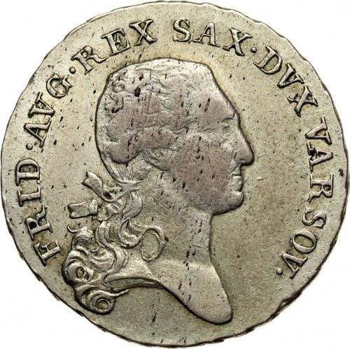 Księstwo Warszawskie, Fryderyk August I, 1/3 talara 1813 IB, Warszawa