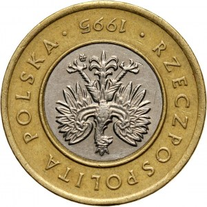 III RP, 2 złote 1995, ODWROTKA