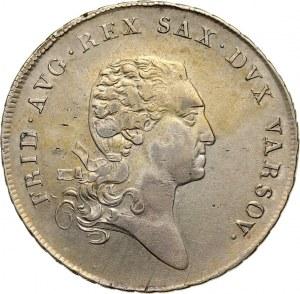 Księstwo Warszawskie, Fryderyk August I, talar 1811 IB, Warszawa