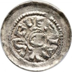 Bolesław II Śmiały 1058-1080, denar