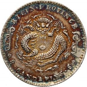 China, Kirin, 50 Cents ND (1898)