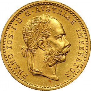 Austria, Franciszek Józef I, dukat 1912, Wiedeń