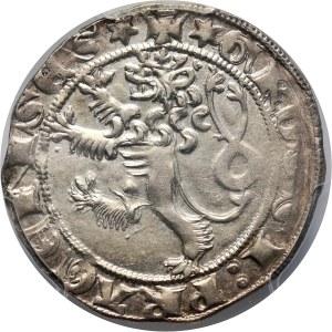 Wacław II Czeski 1300–1305, grosz praski
