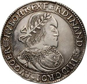 Austria, Ferdinand III, Thaler 1656 KB, Kremnitz