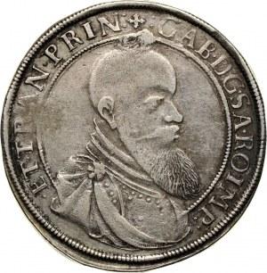 Hungary, Transylvania, Gabriel Bethlen, Thaler 1627 NB, Nagybanya