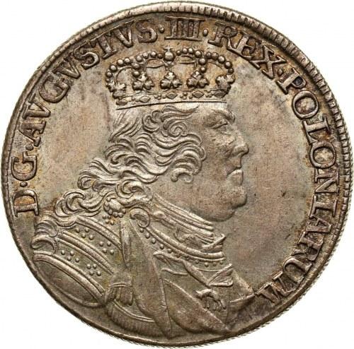 August III, ort 1754 EC, Lipsk