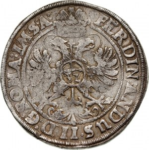 Germany, Hamburg, Thaler 1631, with title of Ferdinand II
