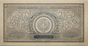 II RP, 250.000 marek polskich 25.04.1923, seria A