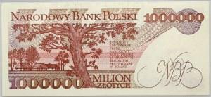III RP, 1000000 złotych 15.02.1991, seria G