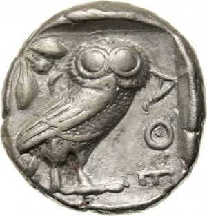 Greece, Attica, Tetradrachm, after 449 BC, Athens