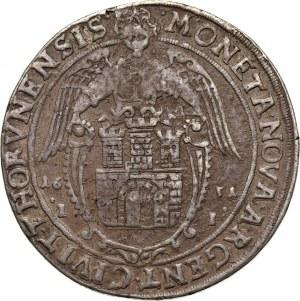Zygmunt III Waza, talar 1631, Toruń