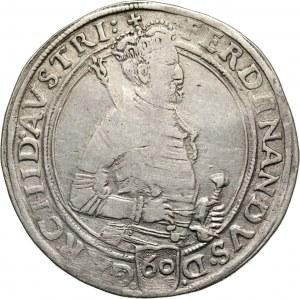 Austria, archduke Ferdinand II, Thaler (60 Kreuzer) 1568, Hall