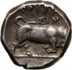 Greece, Lucania, Thurium, Stater c. 350-300 BC