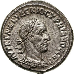 Roman Empire, Trajan Decius 249-251, Billon Tetradrachm, Antioch