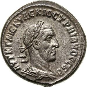 Cesarstwo Rzymskie, Decjusz Trajan 249-251, tetradrachma bilonowa, Antiocha