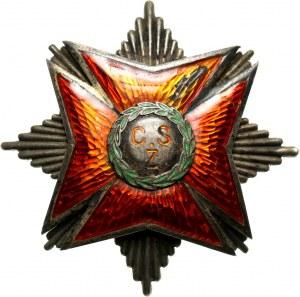 II RP, odznaka, Centralna Szkoła Żandarmerii, Grudziądz