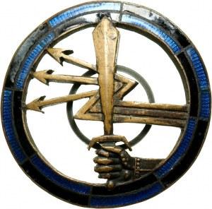 II RP, odznaka wojsk łączności, Znak Łączności