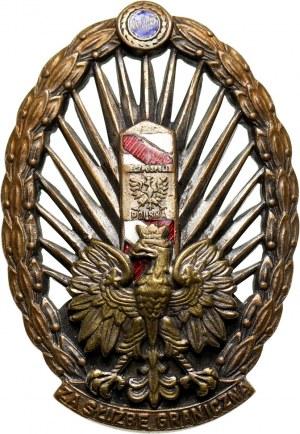 II RP, odznaka, Korpus Ochrony Pogranicza