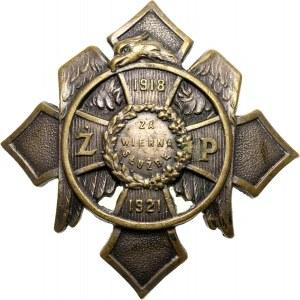 II RP, odznaka, Żandarmeria Polowa Za Wierną Służbę