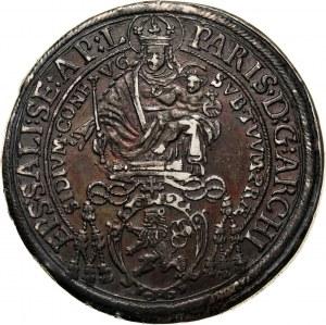 Austria, Salzburg, Paris von Lodron, Thaler 1637
