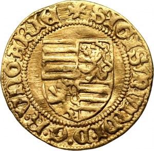 Hungary, Sigismund von Luxemburg 1387-1437, Goldgulden ND, Buda