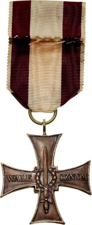 II RP, Krzyż Walecznych 1920, nienumerowany