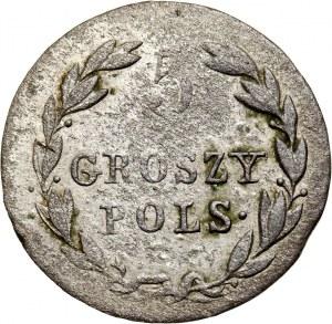Królestwo Kongresowe, Aleksander I, 5 groszy 1819 IB, Warszawa