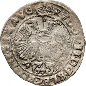 Netherlands, Zwolle, 6 Stuivers (1601), with title of Rudolf II