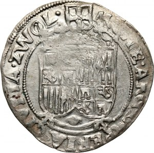 Niderlandy, Zwolle, 6 Stuiver (1601), z tytulaturą Rudolfa II