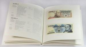 NBP, zestaw - Polskie banknoty obiegowe z lat 1975-1996