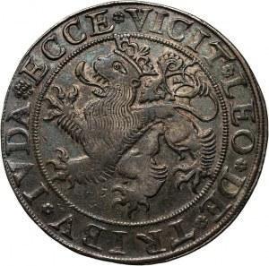 Śląsk, Wrocław, Ferdynand I, talar 1544, Wrocław