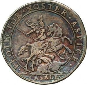 Włochy, Casale, Ferdynand Gonzaga, Ducatone 1617