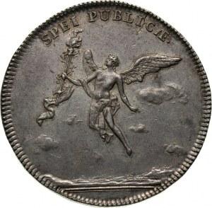 August III, 2/3 talara (gulden) zaślubinowe 1747, Drezno