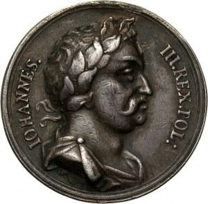 Jan III Sobieski, medal z 1674 roku, wybity z okazji elekcji Jana III Sobieskiego na króla Polski