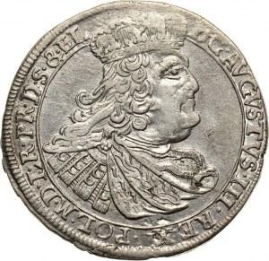 August III, ort 1759 CHS, Gdańsk