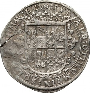 Germany, Solms, Albert Otto, Thaler 1623, Laubach