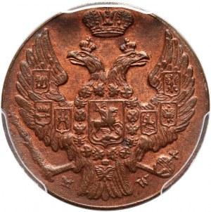Zabór rosyjski, Mikołaj I, grosz 1839 MW, Warszawa