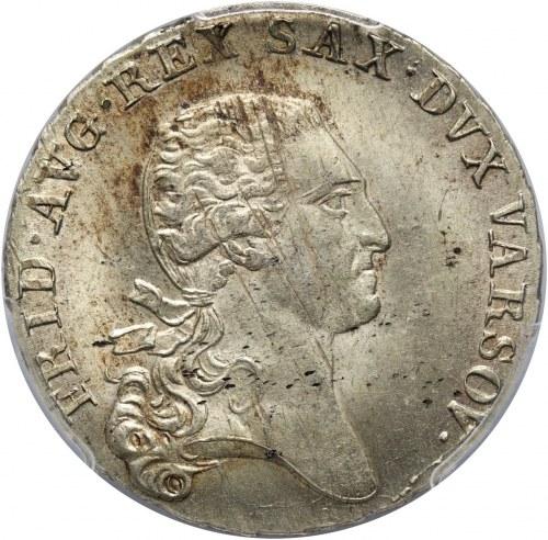 Księstwo Warszawskie, Fryderyk August I, 1/3 talara 1812 IB, Warszawa