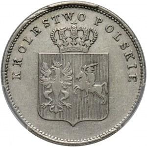 Powstanie Listopadowe, 2 zlote 1831 KG, Warszawa, ZLOTE