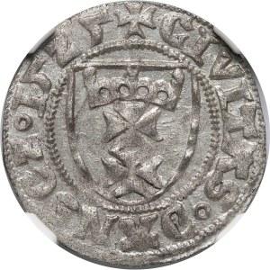 Zygmunt I Stary, szeląg 1525, Gdańsk