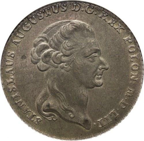 Stanisław August Poniatowski, talar 1795, Warszawa