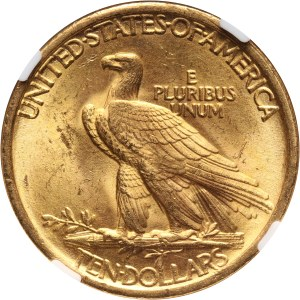 USA, 10 Dollars 1907, Philadelphia