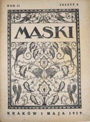 Maski, R. II, Z. 8